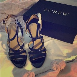Jcrew wedge sandal